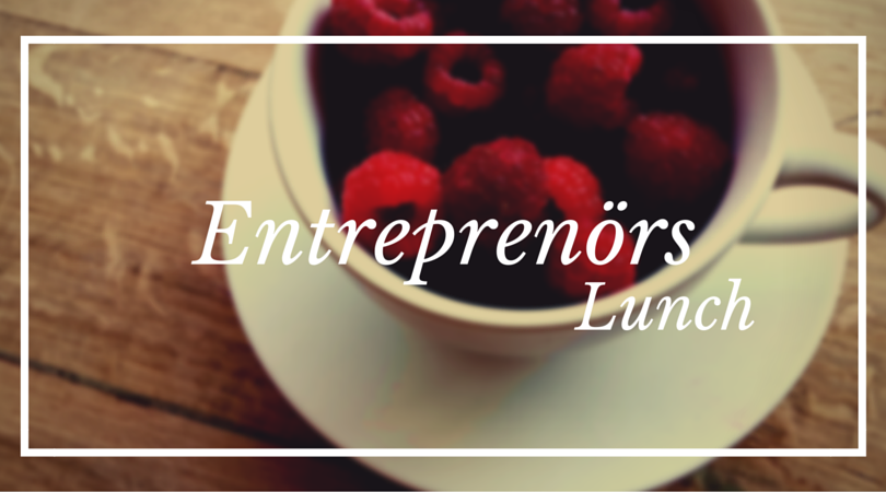 Entreprenörslunch